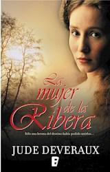 E-book La mujer de la ribera (Serie James River 3)