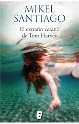 E-book El extraño verano de Tom Harvey