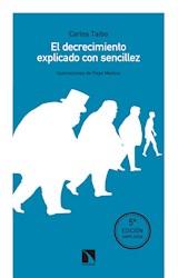 E-book El decrecimiento explicado con sencillez