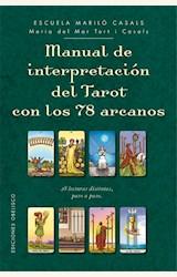 Papel MANUAL DE INTERPRETACIÓN DEL TAROT CON LOS 70 ARCANOS