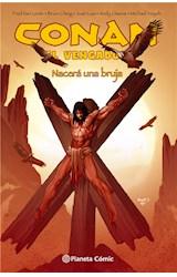 E-book Conan El vengador nº 04/04