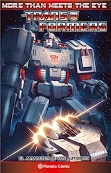 E-book Transformers More than meets the eye nº 04/05