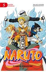 E-book Naruto nº 05/72