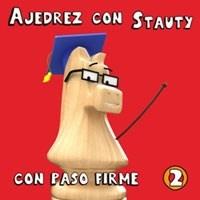 Papel AJEDREZ CON STAUTY. CON PASO FIRME 2