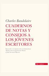 Papel CUADERNOS DE NOTAS Y CONSEJOS A LOS JOVENES ESCRITORES