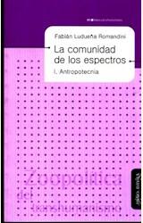 Papel LA COMUNIDAD DE LOS ESPECTROS