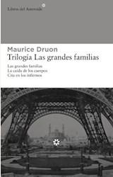 Papel TRILOGIA DE LAS GRANDES FAMILIA (PACK)