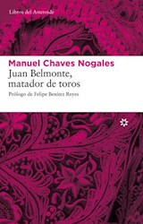 E-book Juan Belmonte, matador de toros