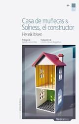 Papel CASA DE MUÑECAS Y SOLNESS, EL CONSTRUCTOR