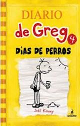 Papel DIARIO DE GREG 4- DIAS DE PERROS