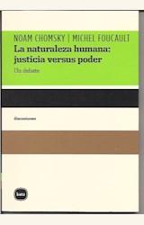 Papel LA NATURALEZA HUMANA: JUSTICIA VERSUS PODER
