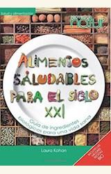 Papel ALIMENTOS SALUDABLES PARA EL SIGLO XXI