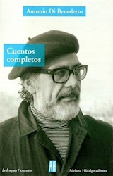 Papel CUENTOS COMPLETOS (DI BENEDETTO)