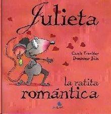 Papel JULIETA , LA RATITA ROMANTICA
