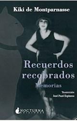 Papel RECUERDOS RECOBRADOS. MEMORIAS