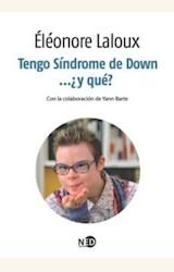 Papel TENGO SÍNDROME DE DOWN...¿Y QUÉ?