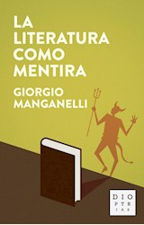 Papel LA LITERATURA COMO MENTIRA