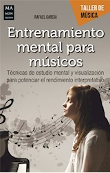 Papel ENTRENAMIENTO MENTAL PARA MUSICOS