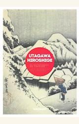 Papel YOSHI TOSHI TAISO 100 ASPECTOS DE LA LUNA - UTAGAWA HIROSHIGE 53 ESTACIONES DE TOKAIDO
