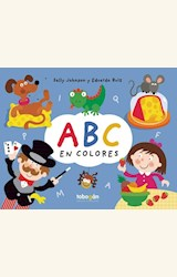 Papel ABC EN COLORES