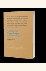 Papel TIPOS DE AGUA. EL CAMINO DE SANTIAGO