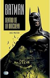 Papel BATMAN DENTRO DE LA BATCUEVA