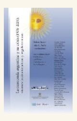 Papel ECONOMIA ARGENTINA Y SU CRISIS (1976-2001): VISIONES INSTIT.