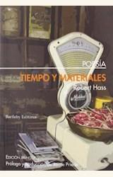 Papel TIEMPO Y MATERIALES-POESIA