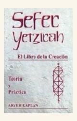 Papel SEFER YETZIRAH . LIBRO DE LA CREACION