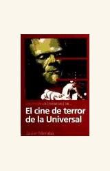 Papel CINE DE TERROR DE LA UNIVERSAL, EL