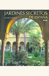 Papel JARDINES SECRETOS DE ESPAÑA            [EBL]