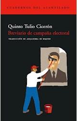 Papel BREVIARIO DE LA CAMPAÑA ELECTORAL