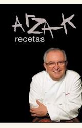 Papel ARZAK, RECETAS 2004