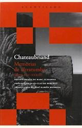 Papel MEMORIAS DE ULTRATUMBA (PACK 4 VOL.)