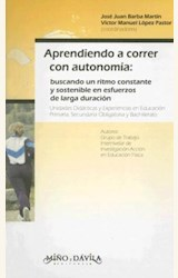 Papel APRENDIENDO A CORRER CON AUTONOMIA: BUSCANDO UN RITMO CONSTA