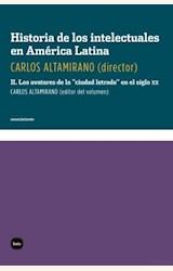 Papel HISTORIA DE LOS INTELECTUALES EN AMERICA LATINA