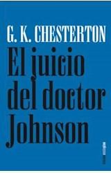 Papel EL JUICIO DEL DOCTOR JOHNSON