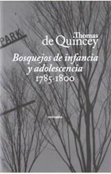 Papel BOSQUEJOS DE INFANCIA Y ADOLESCENCIA 1785-1800