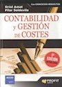 Libro Contabilidad Y Gestion De Costes