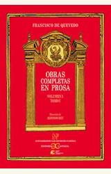 Papel OBRAS COMPLETAS EN PROSA (TOMO I VOL I)