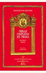 Papel OBRAS COMPLETAS EN PROSA (TOMO II VOL I)