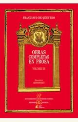 Papel OBRAS COMPLETAS EN PROSA (VOL III)