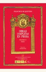 Papel OBRAS COMPLETAS EN PROSA (TOMO I VOL IV)