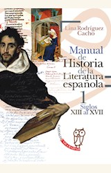 Papel MANUAL DEL HISTORIA I DE LA LITERATURA ESPAÑOLA