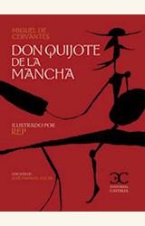 Papel DON QUIJOTE DE LA MANCHA (ED. JOSE MANUEL LUCIA)