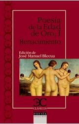 Papel POESÍA DE LA EDAD DE ORO, I. RENACIMIENTO