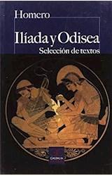 Papel ILÍADA Y ODISEA (SELECCIÓN DE TEXTOS)