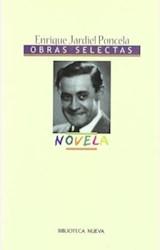 Papel OBRAS SELECTAS ENRIQUE JARDIEL PONCELA *NOVELA*