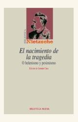 Papel NACIMIENTO DE LA TRAGEDIA, EL