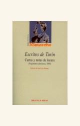 Papel ESCRITOS DE TURIN , CARTAS Y NOTAS DE LOCURA
